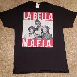 Golden Girls LaBella Mafia Tee sz M